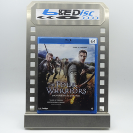Four Warriors, The (Blu-ray)
