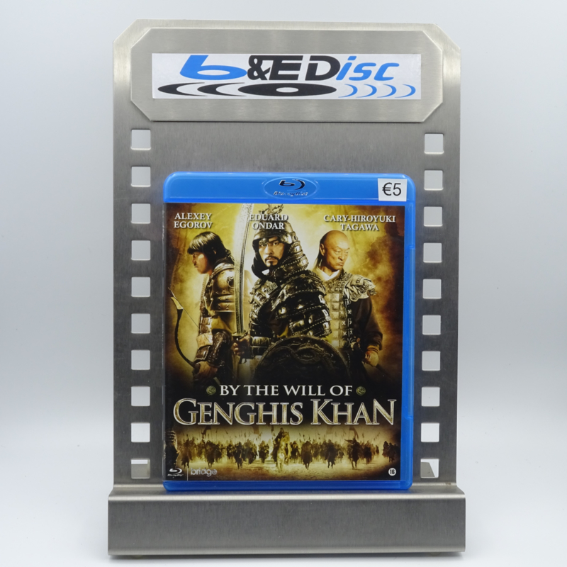 By The Will Of Genghis Khan (Blu-ray)