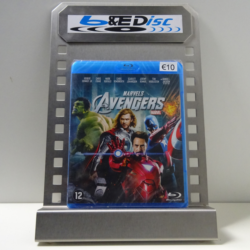 Avengers, The (Blu-ray)