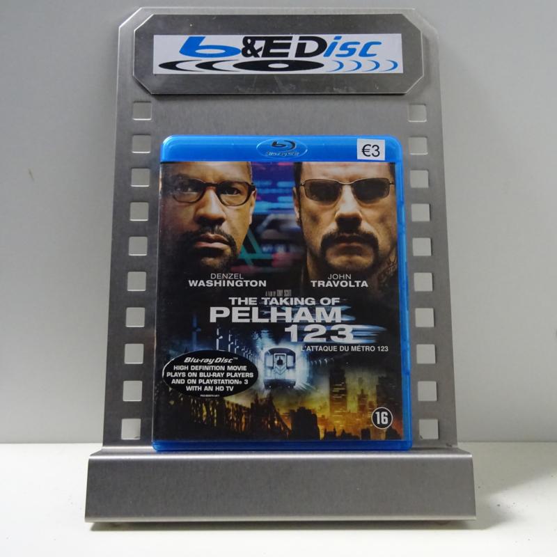 Taking Of Pelham 123, The (Blu-ray)