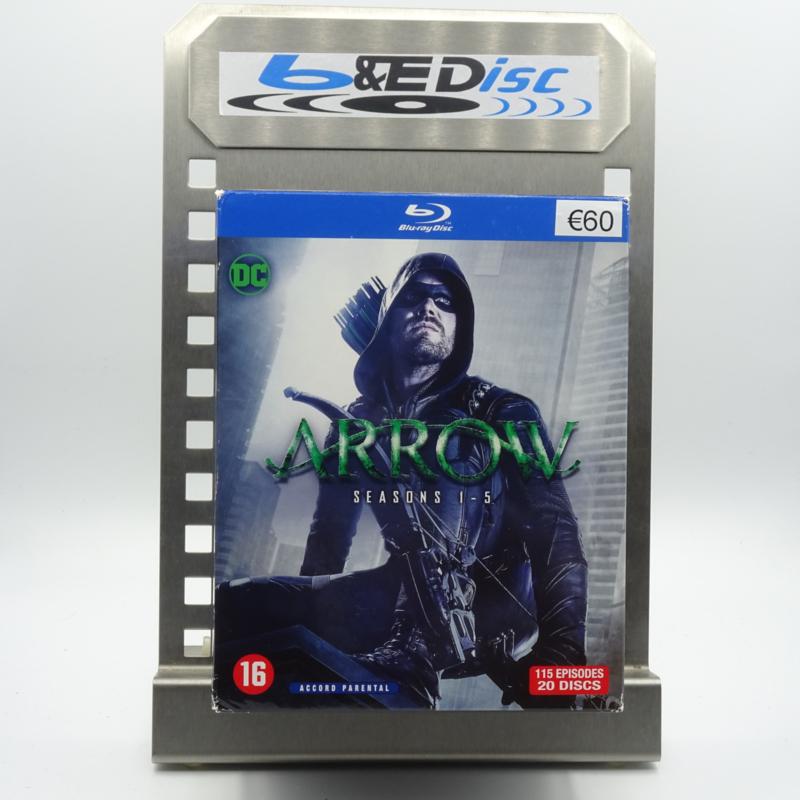 Arrow: Season 1 - 5 (Blu-ray 20-Disc)