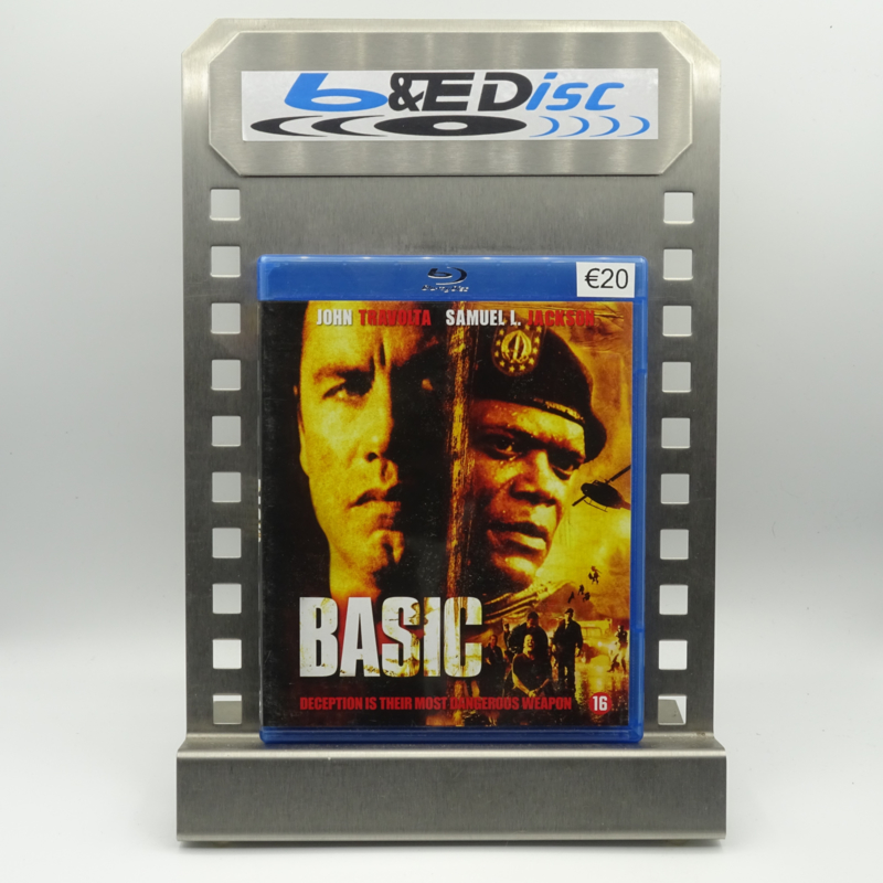 Basic (Blu-ray)