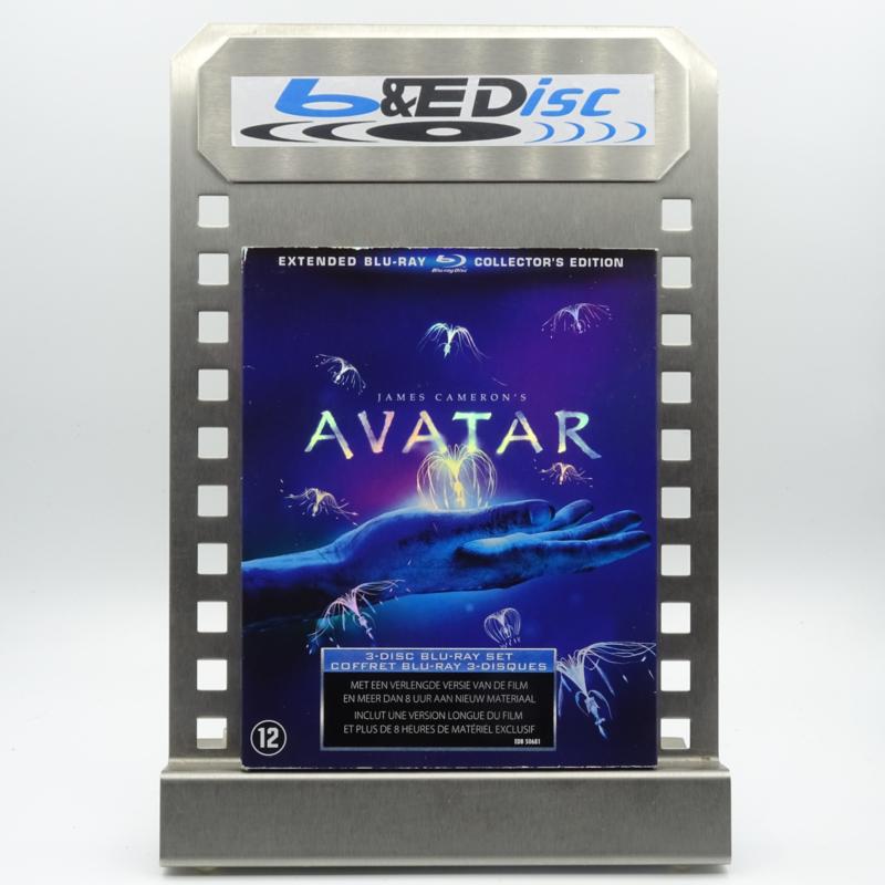 Avatar (Blu-ray 3-Disc)