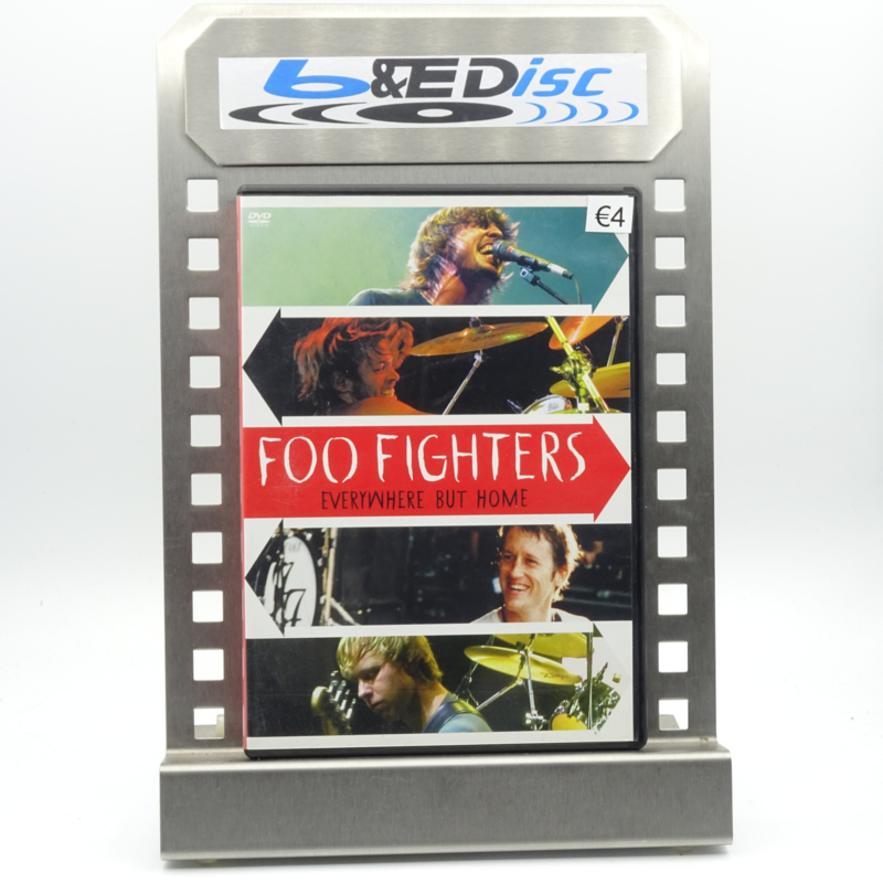 Foo Fighters : Everywhere But Home (DVD)