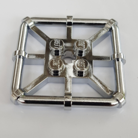 Plate, Modified 2 x 2 with Bar Frame Square