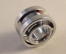 Wheel 11mm D. x 8mm with Center Groove