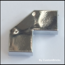 Tile, Modified 2 x 2 Corner with Cut Corner - Facet