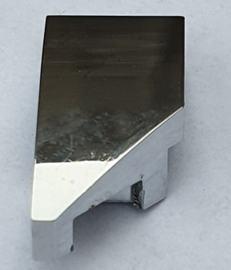 Wedge 2 x 1 with Stud Notch Right