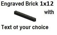 Brick 1 x 12
