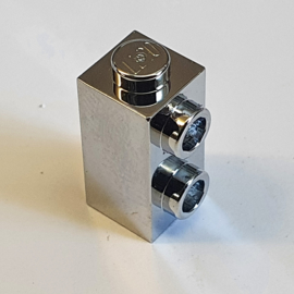 Brick, Modified 1 x 1 x 1 2/3 with Studs on 1 Side