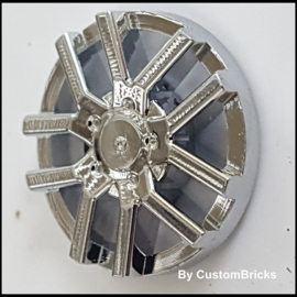 Wheel Cover 10 Spoke (Spokes in Pairs) - for Wheel 18976