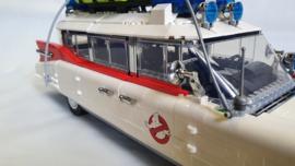 Ghostbusters ECTO-1 chrome kit