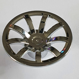 Wheel Cover 9 Spoke - 24mm D. - for Wheels 55982 and 56145