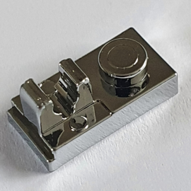Plate, Modified 1 x 2 with Clip on Top