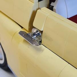 Fiat 500 Chrome kit