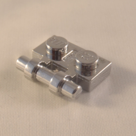 Plate, Modified 1 x 2 with Handle on Side - Free Ends