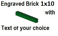 Brick 1 x 10