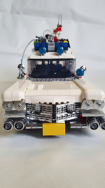 Ghostbusters ECTO-1 Front Bumper chrome kit