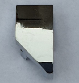 Wedge 2 x 1 with Stud Notch Left