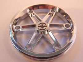 Wheel 61.6mm D. x 13.6mm Motorcycle