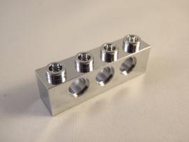 Technic, Brick 1 x 4 with Holes