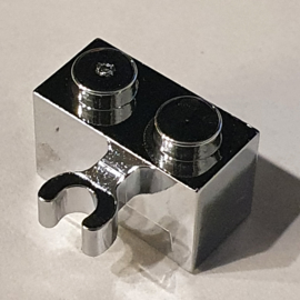Brick, Modified 1 x 2 with Clip (Vertical Grip)