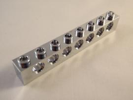 Technic, Brick 1 x 8 with Holes