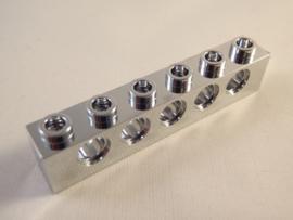 Technic, Brick 1 x 6 with Holes