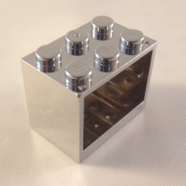 Container, Cupboard 2 x 3 x 2 - Solid Studs