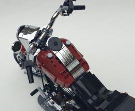 Harley Davidson Fatboy chrome kit