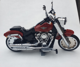 Harley Davidson Fatboy chrome kit