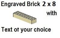 Brick 2 x 8