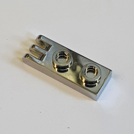 Hinge Plate 1 x 2 with 3 Fingers