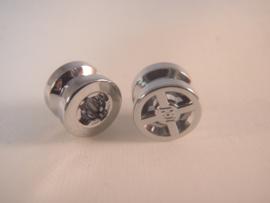 Wheel 8 mm D. x 6mm