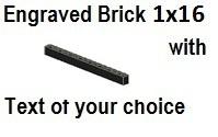 Brick 1 x 16