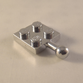 Plate, Modified 2 x 2 with Towball