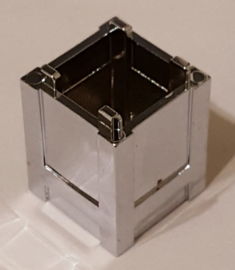 Container, Box 2 x 2 x 2 - Top Opening