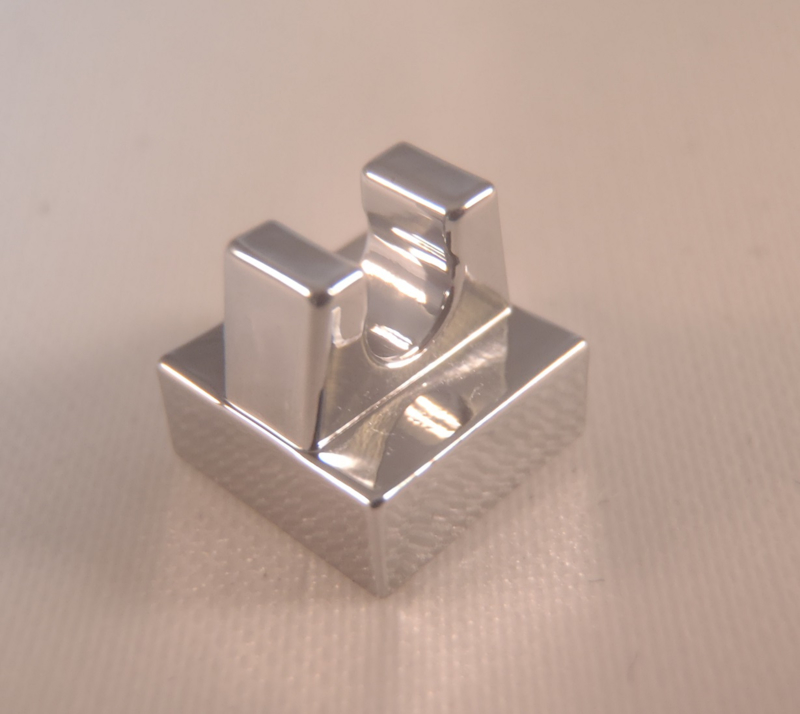 Tile, Modified 1 x 1 with Clip