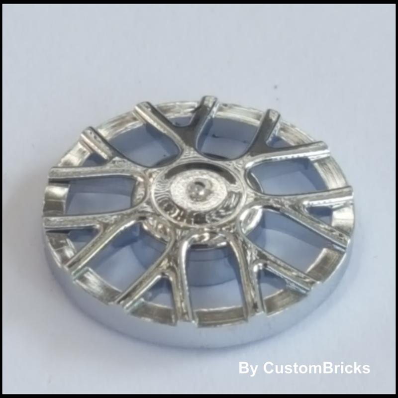 Wheel Cover 7 Spoke Y Shape - for Wheel 18976