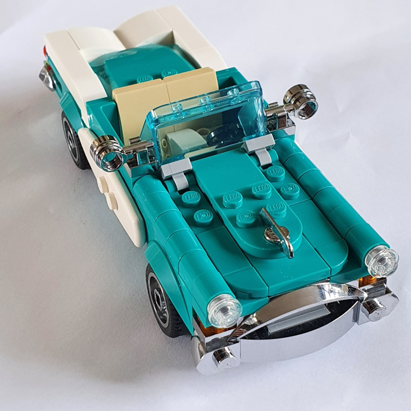 Vintage Car kit