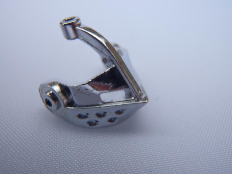 Minifig, Headgear Accessory Visor Pointed