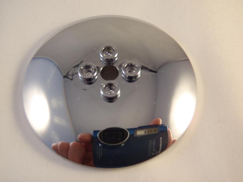 Dish 6 x 6 Inverted Radar