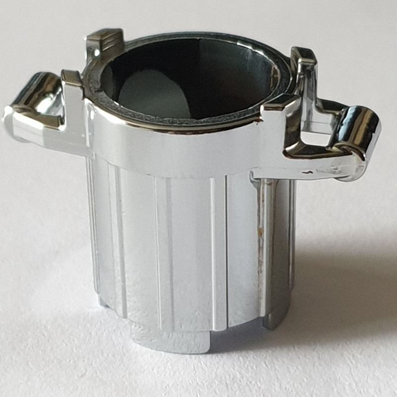 Container, Trash can with 4 cover holders
