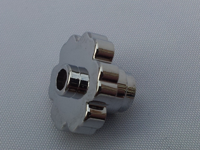 Plant Flower 2 x 2 - Rounded Open Stud