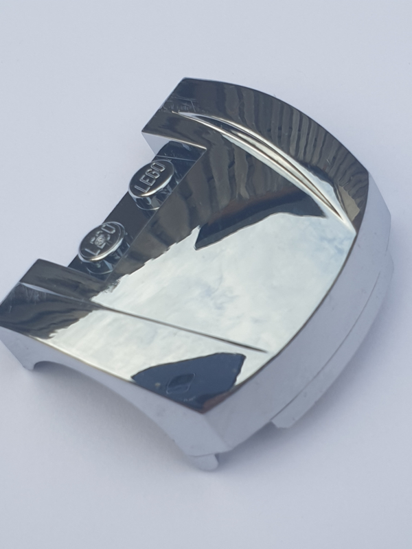 Vehicle, Mudguard 3 x 4 x 1 2/3 Curved Front