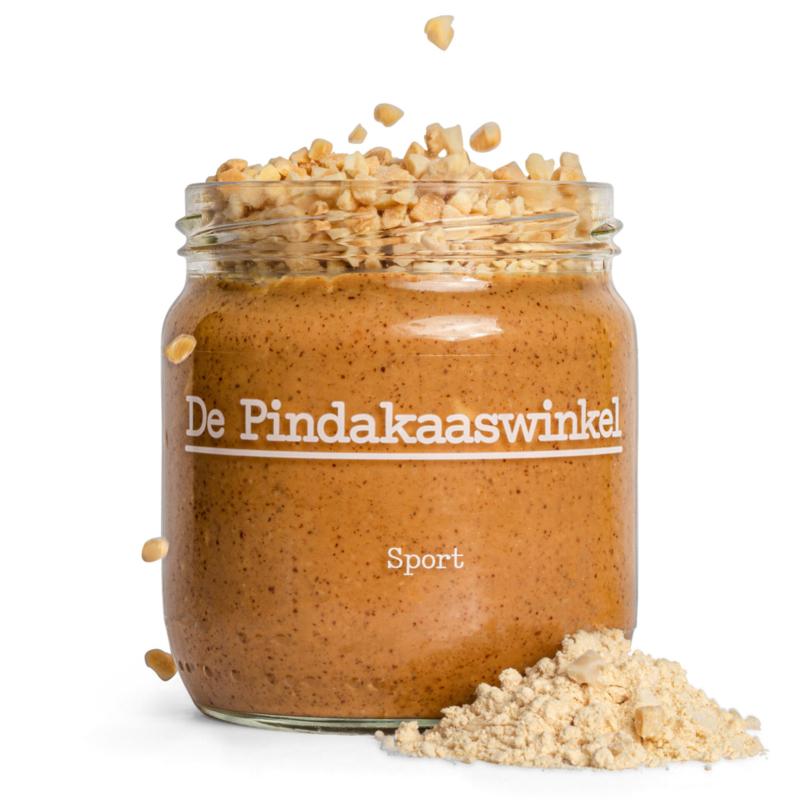 De Pindakaaswinkel SPORT