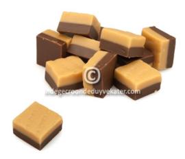 Fudge Vanille-Choco