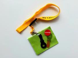 Keycord + snoep traktatie