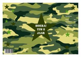 Chipszakje Camouflage