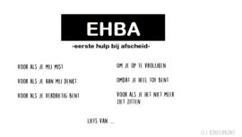 EHBA sticker DIY